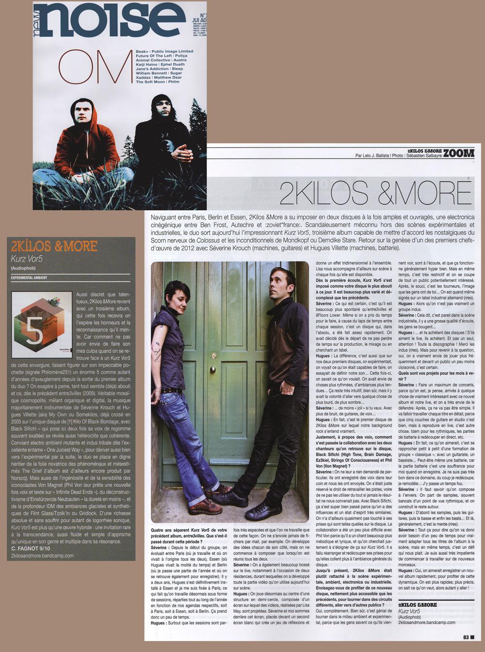 2k&M_Noise